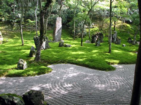 Zen Rock Gardens Koumyou Zenji Dazaifu Japan On Zen Gardens Japanese Gardens And Temples