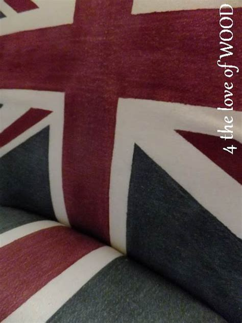 union jack upholstery fabric 4 the love of wood union jack chair painted upholstery