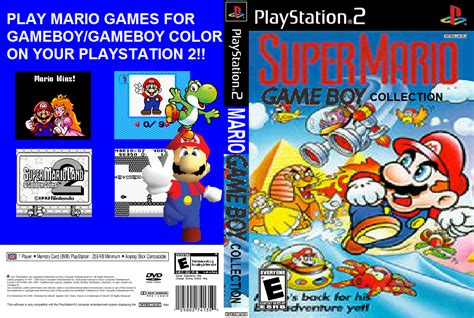 file game ps2 format iso super mario game boy collection ps2 cover iso by