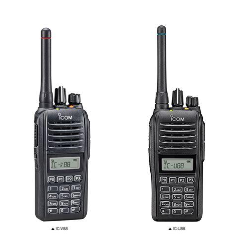 Handy Talkcy Icom V88 Vhf jual ht icom ic v88 pusat jual handy talky icom v88 harga