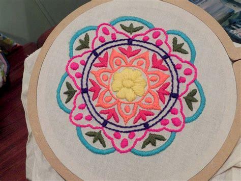 imagenes de mandalas bordados bordado mexicano patrones buscar con google bordados