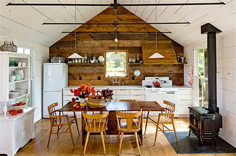 Rustic Cabin Kitchen Ideas small cabin decorating ideas and inspiration