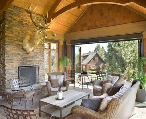 Indoor Outdoor Living Room by Covered Indoor Outdoor Living Room Home Outdoor Living