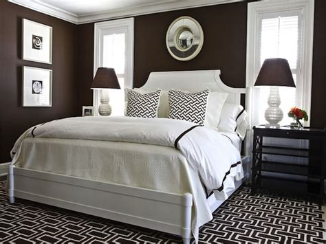 Bedroom Decorating Ideas Chocolate Brown White And Brown Bedding Chocolate Brown Bedroom Ideas