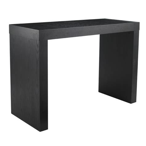 Black Bar Table Faro Black C Shape Bar Table Buy Wooden Bar Tables