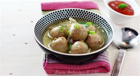 natural cooking club bakso sapi