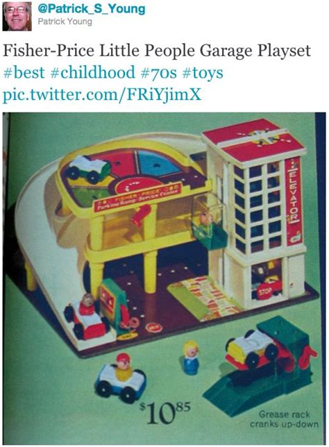 Fisher Price Garage Set by The World S Catalog Of Ideas