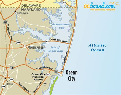 maryland day map city maryland boardwalk map maps map usa images free