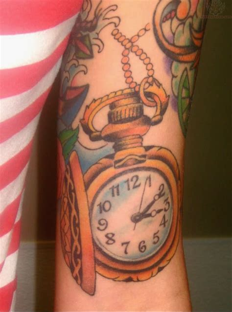 pocket watch tattoo designs pocket tattoos designs ideas and meaning tattoos