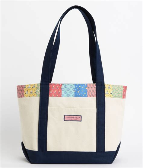 Patchwork Tote -