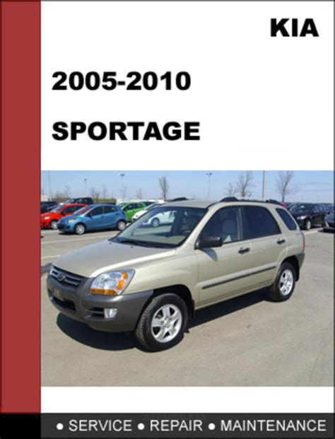 car repair manuals online pdf 2008 kia sportage security system kia sportage 2005 2010 oem service repair manual download downloa