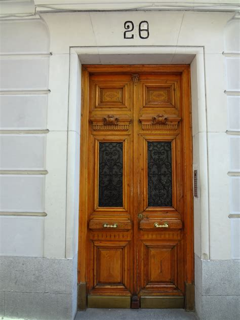 How Is A Door In by File Antique Wooden Door Salamanca Madrid 014 Jpg