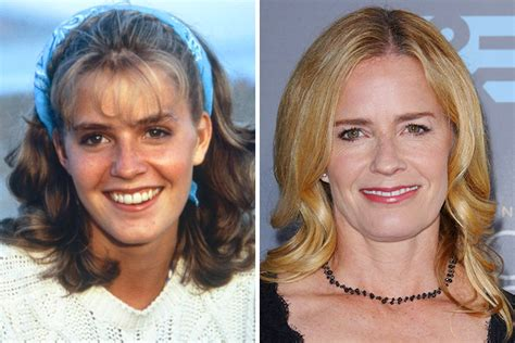 elisabeth shue now and then elisabeth shue then now stanton daily