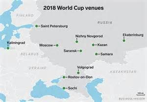 world cup venues world cup 2018 the 11 cities across russia that will host