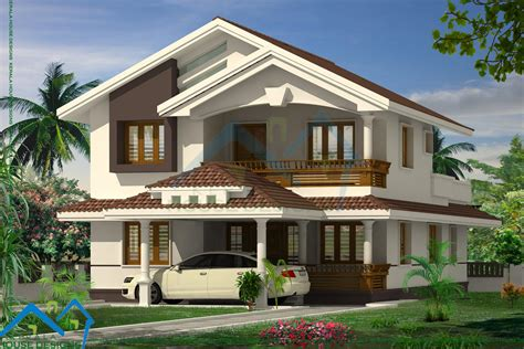 Style Modern new modern traditional style home design with 4 bedrooms
