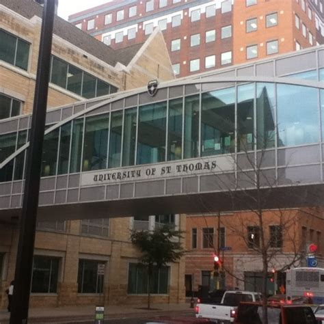 Ust Mba Review by Of St Minneapolis Cus Downtown