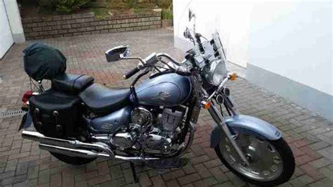 Motorrad Chopper F R Anf Nger by Chopper 125 Ccm Daelim Vl 125 F Bestes Angebot Von