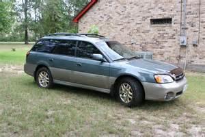 2001 Subaru Outback Sedan 2001 Subaru Outback Pictures Cargurus