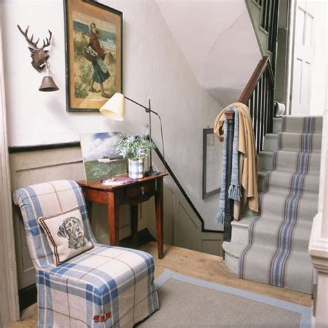 scottish homes and interiors country hallway pictures house to home