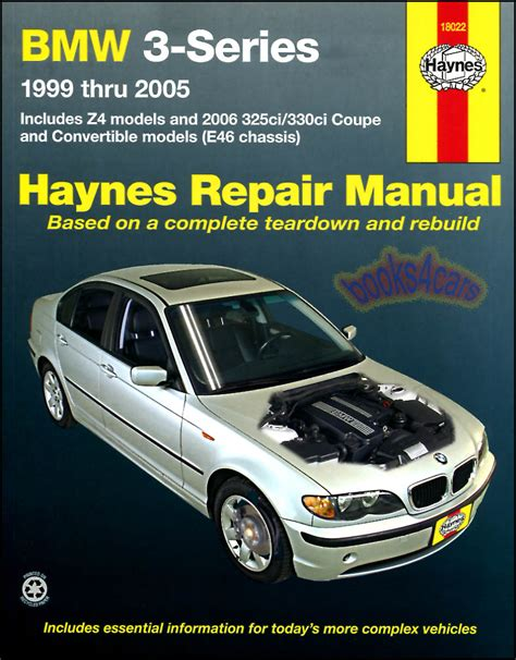 book repair manual 1998 bmw 3 series auto manual bmw shop manual service repair book e46 3 series z4 haynes chilton ebay