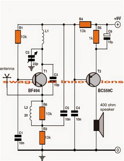 single transistor fm transmitter circuit diagram 337 best images about electronic robotic on electrolytic capacitor arduino and