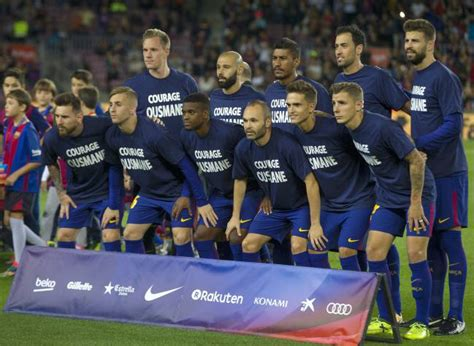 barcelona players salary barcelona can now spend more on salaries than real madrid
