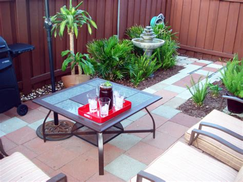fabulous small patio ideas