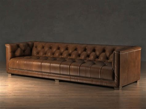 restoration hardware replica sofa savoy sofa 3d model restoration hardware