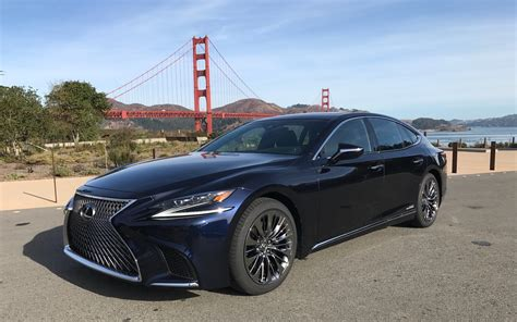 lexus luxury sedan 2017 lexus ls luxury sedan features autos post