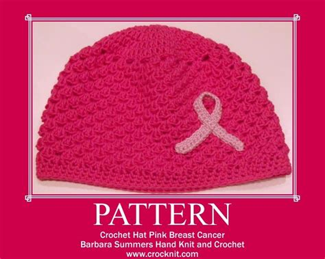 knitting for cancer microcknit creations charity hat pattern
