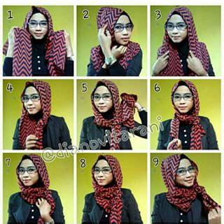 tutorial hijab pashmina tipis tutorial hijab monochrome pashmina kumpulan contoh