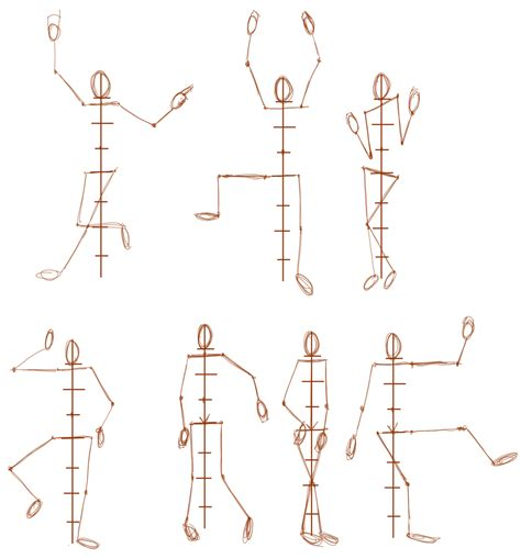 Drawing Figures by Human Drawing Proportions Www Pixshark Images
