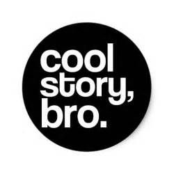 Cool Decals by Cool Story Bro Sticker
