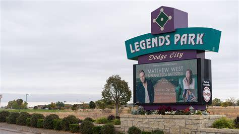 dodge city kansas baseball legends park in dodge city ks luminous neon sign