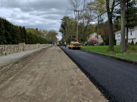 Tewksbury Ma Detox by Tewksbury Paving On East Ongoing Tewksbury Ma Patch