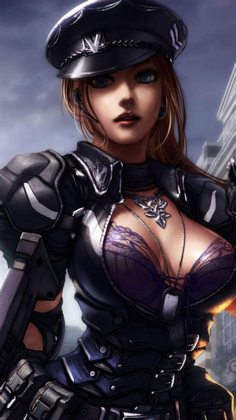 hot anime zombie sexy girl in game zombie hot anime pinterest fantasy