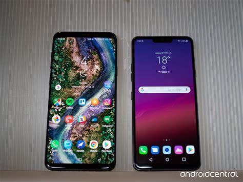 Samsung Vs Lg Lg Phone Comparison Chart Best Picture Of Chart Anyimage Org