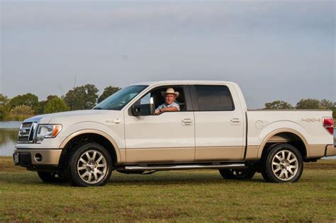 2009 ford f 150 king ranch crew 139326