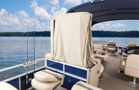 pontoon changing room 87 pop up changing room pontoon boat 2016 aqua patio 220 in niceville florida 20 sl