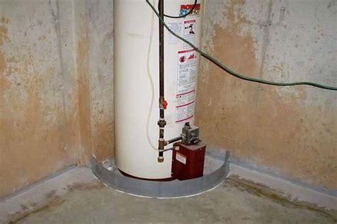 Water Heater Leaking Basement Water Heater Leaking From Bottom Water Heater