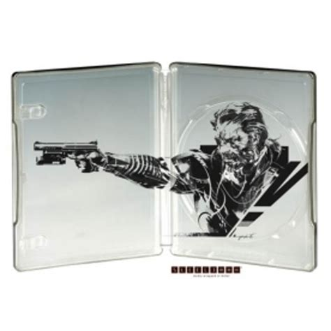 Metal Gear Solid V The Phantom Day One Edition metal gear solid v the phantom day one steelbook edition ps4 ozgameshop