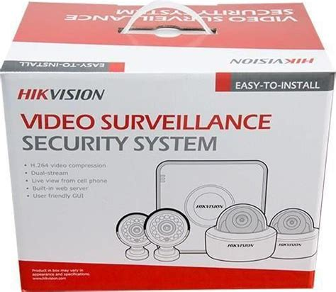 Paket Cctv Hikvision Hd 2 0mpx 4 Channel 2 Cctv In Outdoor Hdd 500gb hikvision turbo hd 1 megapixel 720p 4 channel cctv kit ds j1421 price from souq in saudi