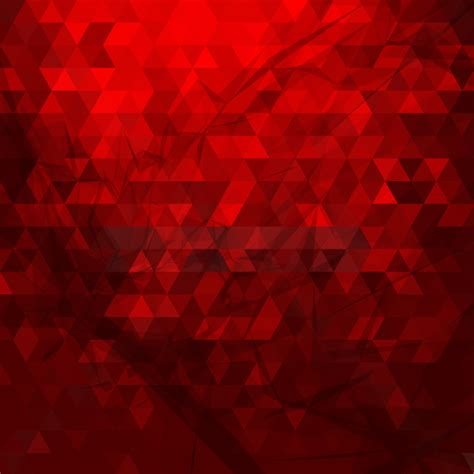red pattern background vector red polygonal background vector free vectors ui download