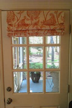Front Door Window Treatments Ideas 1000 Images About Front Door Treatments On Front Doors Window Treatments And Panel
