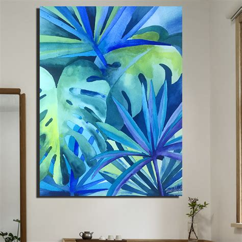 tropical wall tropical wall paint tropical wall here are some ideas to enjoy indoor outdoor decor