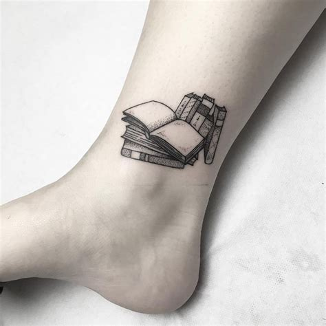 small book tattoo tiny idea 18 book tattoos for the ultimate reader
