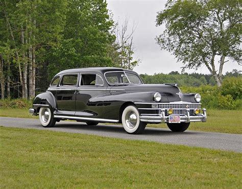 chrysler imperial limousine for sale auctions 1948 chrysler imperial limousine owls