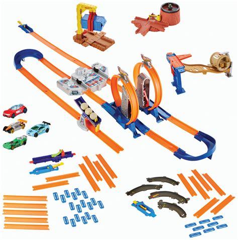 Driftsta Car Track Hotwheels wheels 174 track builder mega gift set shop wheels cars trucks race tracks wheels