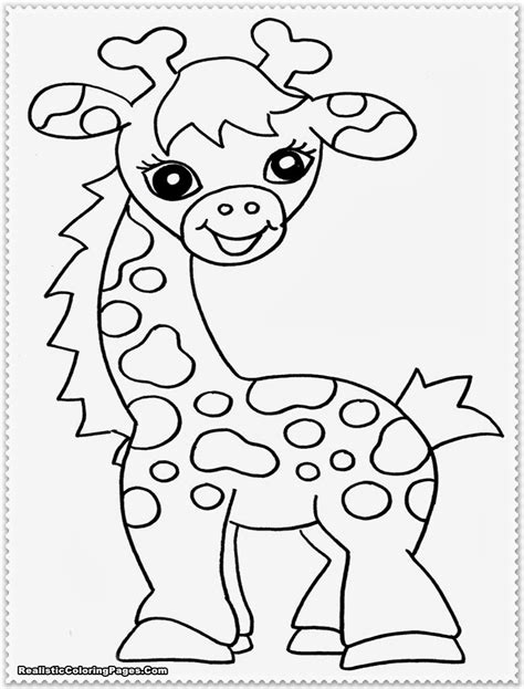 coloring book of animals baby safari coloring pages baby jungle animals coloring