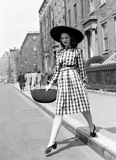 1940s Glam Made Modern Everyday by 1940s Style A Of River